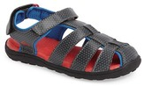 See Kai Run Cyrus Water Friendly Fisherman Sandal (Toddler & Little Kid)
