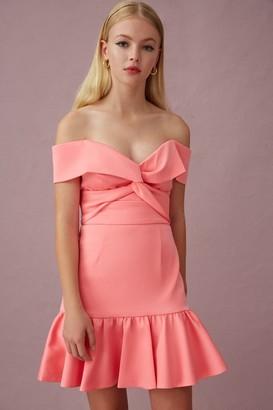 Keepsake YOUR TOUCH MINI DRESS Pink