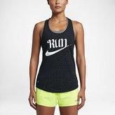 Nike Rostarr) Women's Running Tank