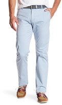 """Dockers Solid Slim Fit Tapered Pant - 30-34\"""" Inseam"""
