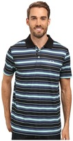 Cinch Athletic Tech Polo Striped