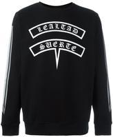 Marcelo Burlon County of Milan 'Rodas' sweatshirt