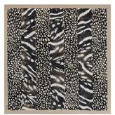 Max Mara Adelfi Leopard Print Scarf