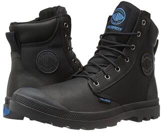 Palladium Pampa Sport Cuff WPN (Black) Boots