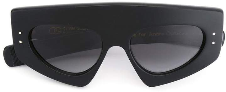 Oliver Goldsmith 'Mask' sunglasses