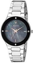Bulova Modern - 96R231 (Steel) Watches