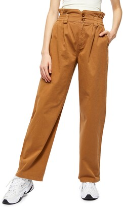 BDG Wisconsin Paperbag Cocoon Trousers