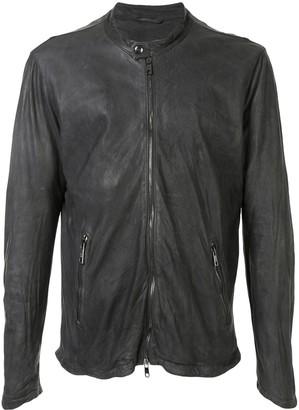 Giorgio Brato Buttoned Collar Jacket