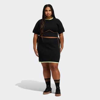 adidas Women's x IVY PARK Knit Skirt (1X - 4X)