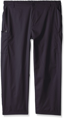 WONDERWINK Men's Petite-Plus-Size Wonderwork Cargo Pant Short