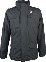 K-Way Hidden Hood Raincoat