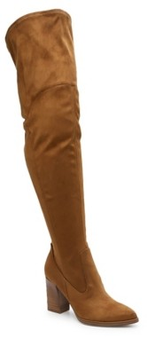 Marc Fisher Eilah Wide Calf Thigh High Boot
