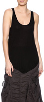 Michael Lauren Scoop Neck Tank Top