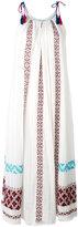Ulla Johnson embroidered tassel dress - women - Cotton - 2