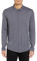 Velvet by Graham & Spencer Men's Marsh Knit Sport Shirt
