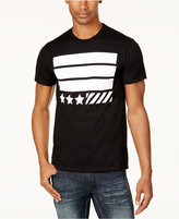 INC International Concepts Men's Graphic Print Flag T-Shirt, Created for Macy's