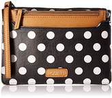 Rosetti Abbey Wristlet with Removable Clutch
