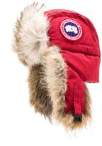 Canada Goose Aviator Coyote Fur Trim Hat