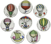 Fornasetti Palloni Set of 8 Coasters