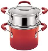 Rachael Ray 3QT. Covered Steamer Set