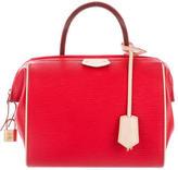 Louis Vuitton Epi Doc BB w/ Tags