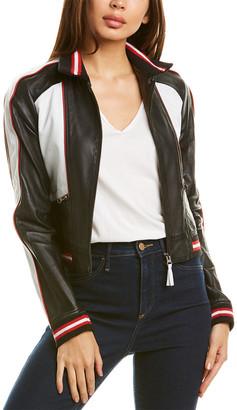 Jakett Kali Leather Jacket