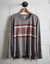Tailgate Women's Indiana Long Sleeve T-Shirt