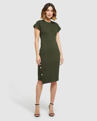Oxford Kensington Ponti Dress