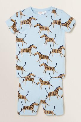 Seed Heritage Zebra Pyjama