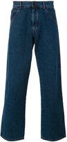 Gosha Rubchinskiy wide-leg jeans