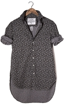 Frank And Eileen Womens Grayson Roses Print Shirt