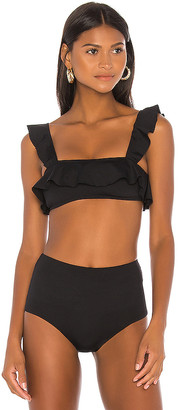 Eberjey So Solid Jane Bikini Top