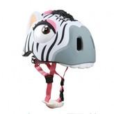 Crazy Safety Zebra Helmet