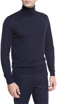 Ralph Lauren Cashmere Turtleneck Sweater, Navy