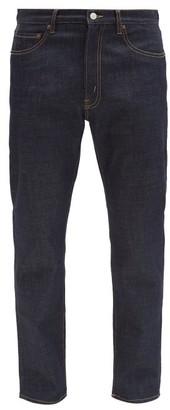 Jeanerica Jeans & Co. - Tm005 Cotton-blend Tapered-leg Jeans - Mens - Denim
