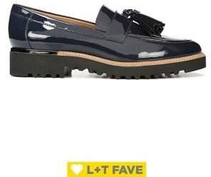Franco Sarto Carolynn Tassel Loafers