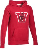 Under Armour Boys' Wisconsin Iconic Hoodie