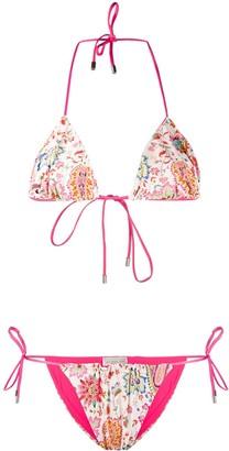 Etro Reversible Style Bikini