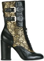 Laurence Dacade 'Melissa' boots - women - Calf Leather/Leather - 36