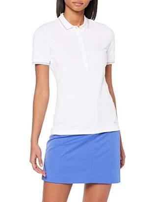Brax Women's Pia X3 Cooltech Polo Shirt,Large