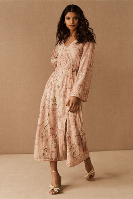 Anna Sui Kenai Midi Dress