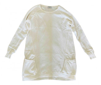 History Repeats White Cashmere Knitwear