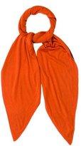 Hermes Cashmere Silk Maxi Losange Scarf