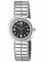 Jowissa Women's J7.012.L Pegasus Stainless Steel Bracelet Brown Sunray Dial Date Watch