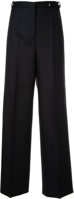 Jil Sander Drop-Crotch Palazzo Trousers