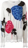 MSGM flower jumper