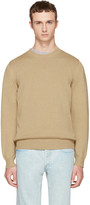 A.P.C. Beige Norman Sweater