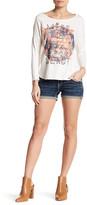 Miss Me Sparkle Pocket Short