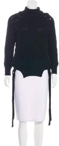 Finders Keepers Knit Turtle Neck Sweater