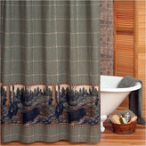 Asstd National Brand The Bears Shower Curtain